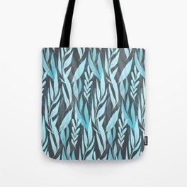 Watercolor Spring Leaves IX Tote Bag