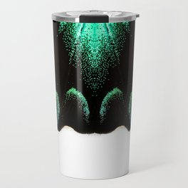 Green Swallowtail Butterfly Travel Mug