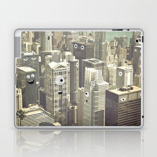building conversations  Laptop & iPad Skin