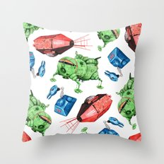 The Dwarf Throw Pillow