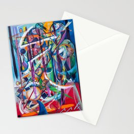 Augurs of Spring Stationery Cards