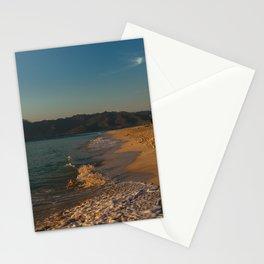 Sunrise at Gili Meno Stationery Cards