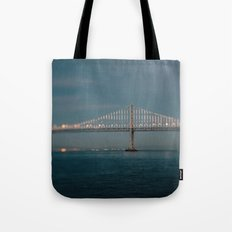 Bay Bridge (75th Anniversary) Tote Bag