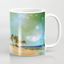 Fantasy seascape Coffee Mug