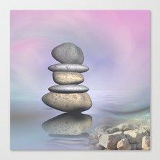 balance -5- Canvas Print