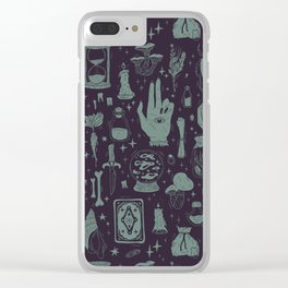 Witchcraft 2 Clear iPhone Case