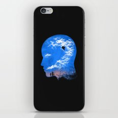 Pulling Out Some Thoughts iPhone & iPod Skin