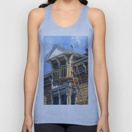 The Penthouse Unisex Tank Top