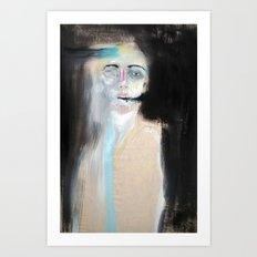 Grey Death Art Print