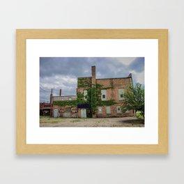 Structured Framed Art Print