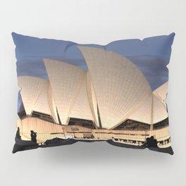 Sydney Opera House v2 Pillow Sham