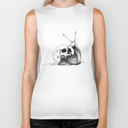 This Skull Is My Home Biker Tank