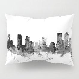 Denver Colorado Skyline Pillow Sham
