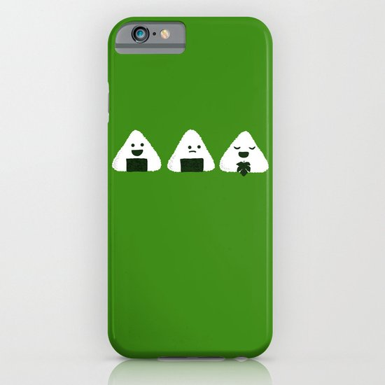 Nude Onigiri iPhone & iPod Case