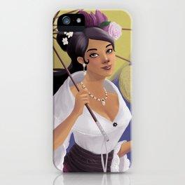 Mabuhay iPhone Case