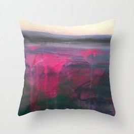 Passion Purpose and Play Throw Pillow