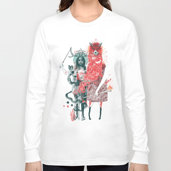 MÊLÉE Long Sleeve T-shirt