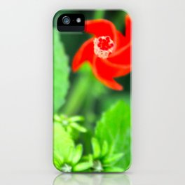 Hot Spiral  iPhone Case