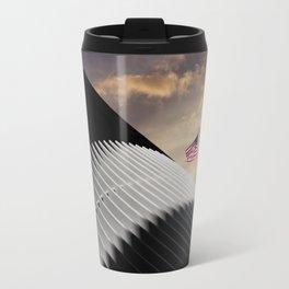 New York sunset 5 Travel Mug