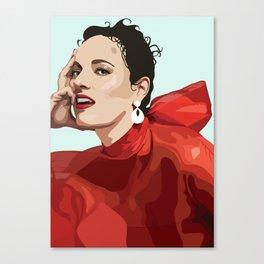 FLEABAG Canvas Print