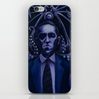 lovecraft iPhone & iPod Skins featuring Lovecraft by Mrtn Ljmn