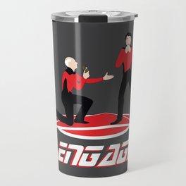 Long Trek to Forever Travel Mug