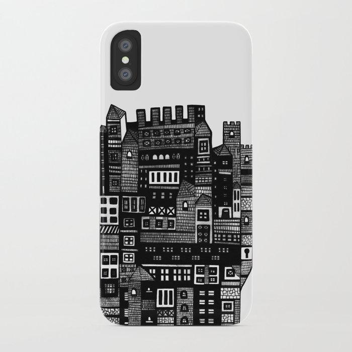 Neighborhood II iPhone Case