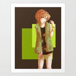 Makoto Art Print