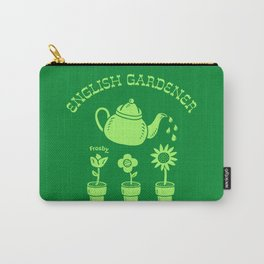English Gardener Carry-All Pouch
