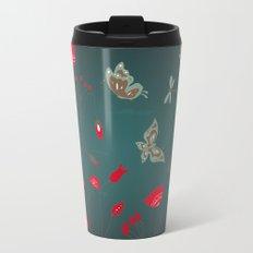 Tatemae Japanese Green Travel Mug