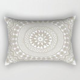 Armenian Needle Lace I Rectangular Pillow