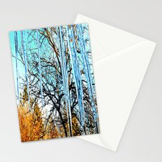Icicles Stationery Cards
