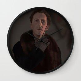 Van Helsing Wall Clock