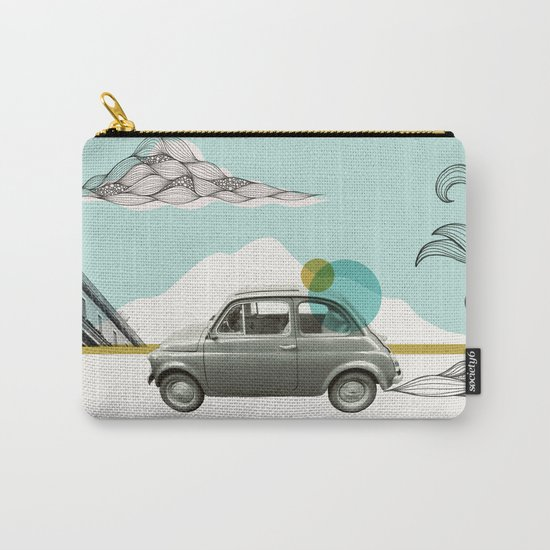 Cinquecento Carry-All Pouch
