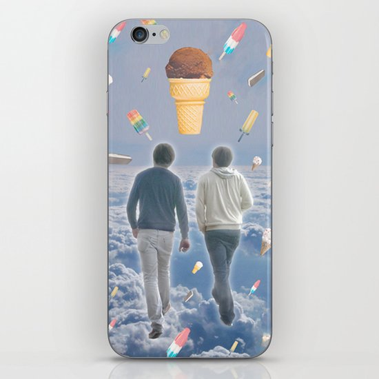 Bill & Nick's Ice Cream Adventure! iPhone & iPod Skin