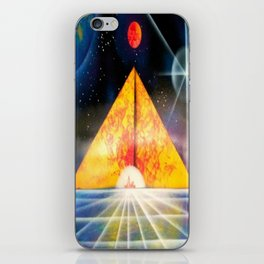Protected City iPhone Skin