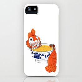 Fish Bowl iPhone Case