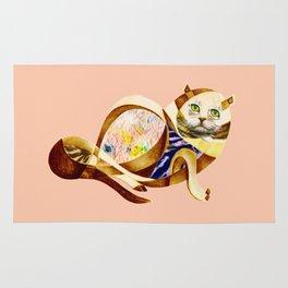 Here Litte Kitty Rug