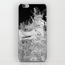 Lie down in darkness iPhone Skin