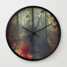 weight of light Wall Clock