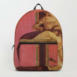 Villa Of Mysteries Pompeii Backpack
