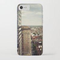 philadelphia iPhone & iPod Cases featuring Philadelphia  by Kameron Elisabeth