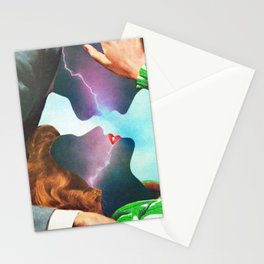Electric Love Stationery Cards
