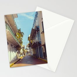 Streets of Panama City Stationery Cards