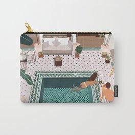 Riad Yasmine, Marrakech Carry-All Pouch