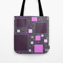Squarely Normal Tote Bag