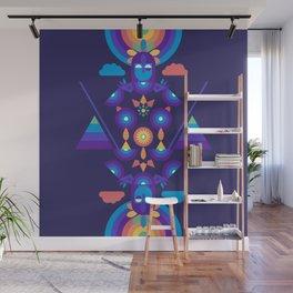 Rainbow Warrior Wall Mural