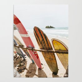 Surfing Day 2 Poster