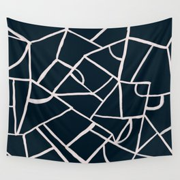 Subtraction Wall Tapestry