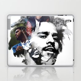 J. Cole Laptop & iPad Skin